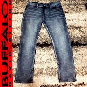 Buffalo david bitton EvenX basic slim strech jeans